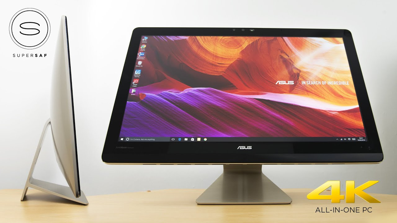 17b882c006b9b5 ASUS Zen AiO Pro Review (All-in-One 4K Touch Screen PC) - YouTube