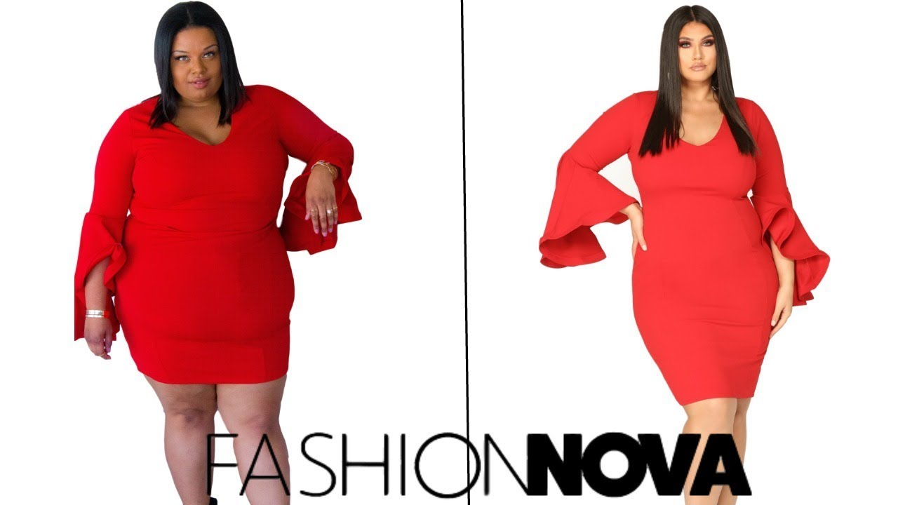 adf500e9644 This is What Fashion Nova Looks Like In Real Life (Try on Haul ...