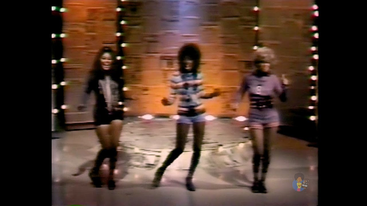 Honey Cone - Want Ads (1971)   TV Appearance