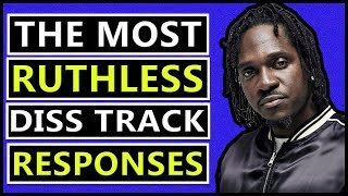 The Most RUTHLESS Diss Track Responses Ever Made