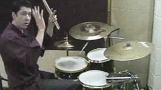 Latin Drumming - by Zack Albetta