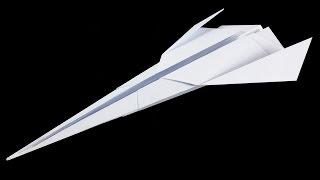 ROYAL STARSHIP - STARWARS paper airplane - No.17