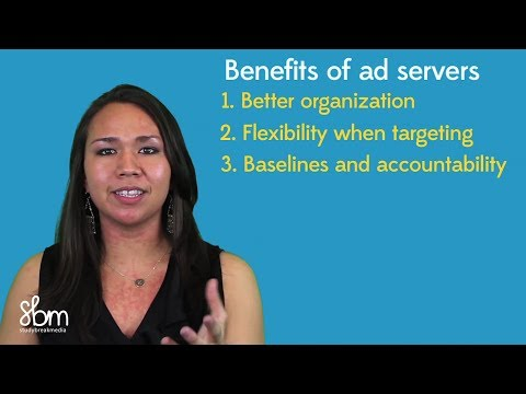 Benefits of an Ad Server