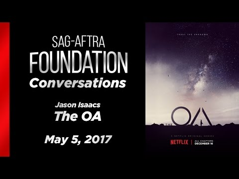 Conversations with Jason Isaacs of THE OA
