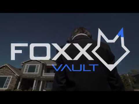 FoxxVault : World's First Smart License Plate Vault