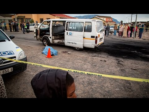 Cape Town taxi violence claims two