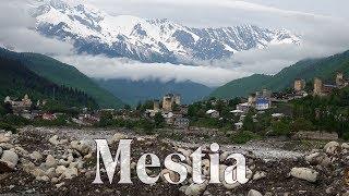 Georgia 4K - Mestia - the Most Magical Place