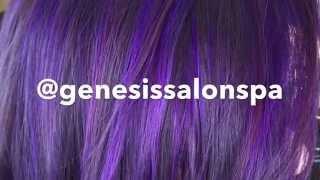 PRAVANA ChromaSilk VIOLET Vivids | Genesis Salon and Spa