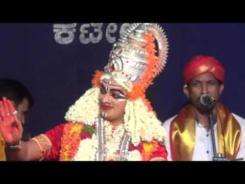 Yakshagana: ಕರುಣಿಸುತ ಅಭಯವನು ... Patla Sathish Shetty