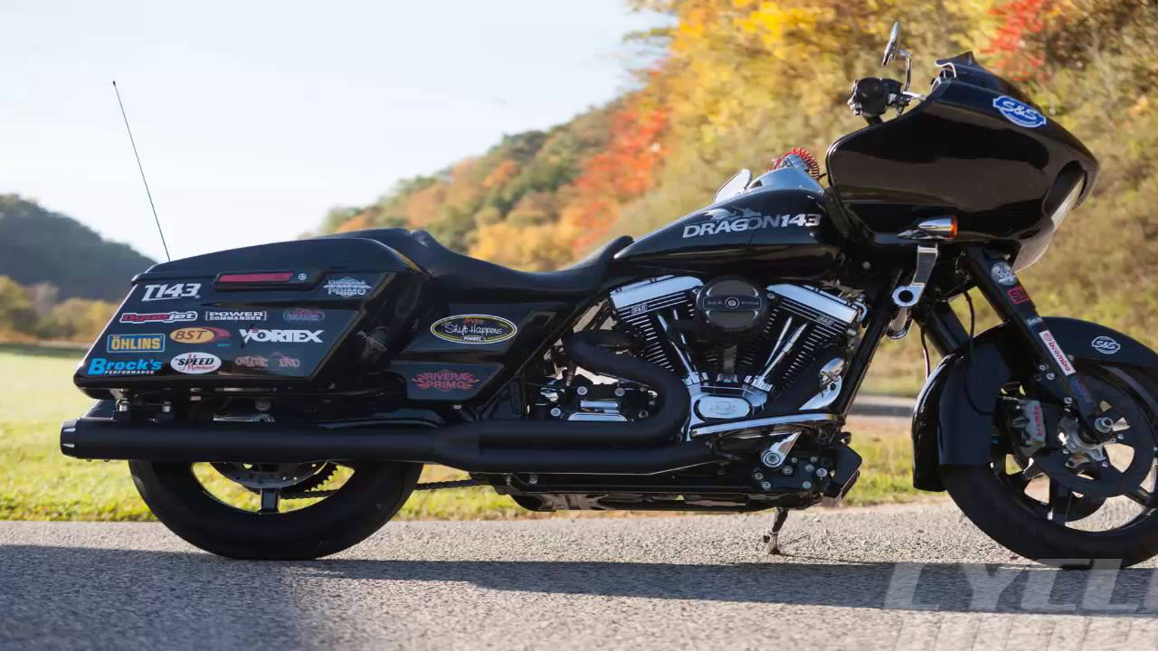 First ride s s dragon 160 horse harley road glide ultra is the most obscene youtube