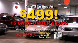 Reliable Toyota Indoor Used Car Sale 2018