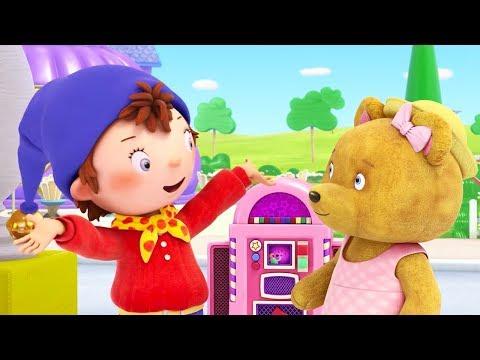Noddy In Toyland | Noddy and the Big Dance | Noddy English Full Episodes | Cartoon for Kids