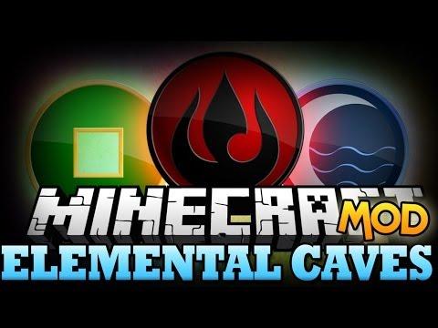 elemental caves mod