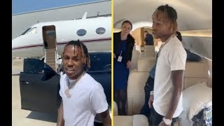 Rich The Kid Takes A G5 By Himself