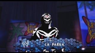 WWE 2K14 LA Parka Entrance