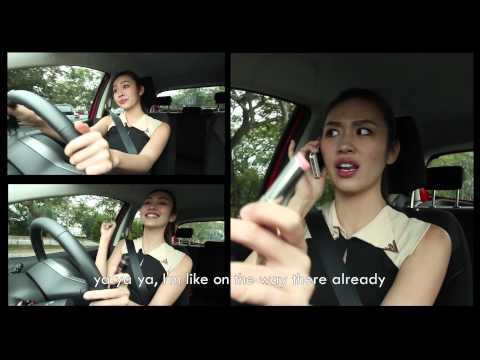 MALAYSIA LADY DRIVER