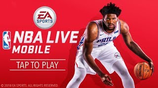 5 THINGS I WANT IN NBA LIVE MOBILE 19! (Live Gameplay, Coin Packs, Subs)