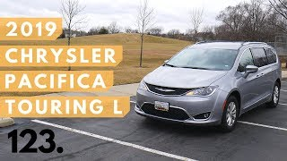 2019 Chrysler Pacifica Touring L - Walk around, detailed review, and test drive