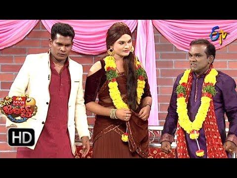 Chammak Chandra Performance | Extra Jabardasth | 31st August 2018 | ETV Telugu