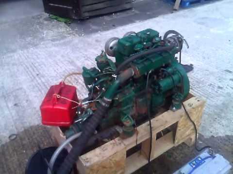 volvo penta md11c 23hp marine diesel engine youtube rh youtube com 2014 Volvo XC60 Diesel Volvo XC60 Diesel USA