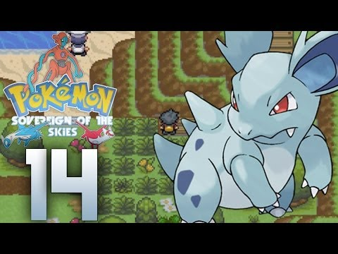 Let's Play Pokemon Sovereign of the Skies Part 14 Chillige Musik !