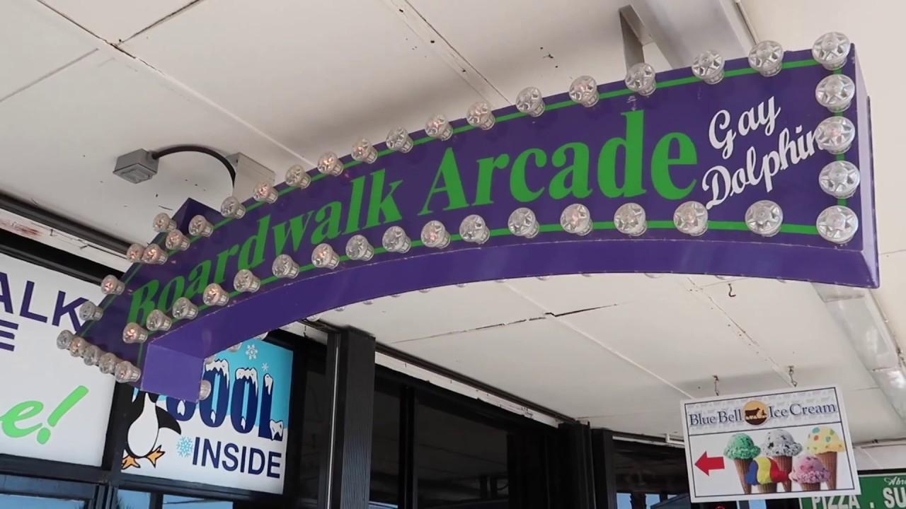 Myrtle Beach Boardwalk POV Tour Plyler Park