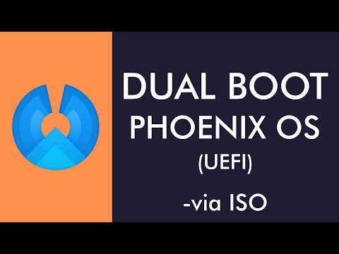 how-to-dual-boot-phoenix-os-(uefi-boot-mode)