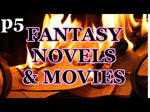 Fantasy Novels 5/6: Lord of the Rings + D&D - Creation Liberty Evangelism 5-25-14