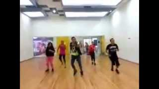 ZUMBA LA BORRACHITA