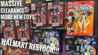 EP111- New Marvel Legends/ G1 Soundwave/ Massive Clearance Walmart Target Ross Epic Toy Hunt