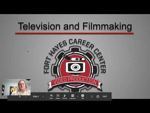 Fort Hayes Career Center: TV/Film Recruitment Slide Show