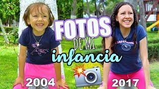 RECREANDO FOTOS DE MI INFANCIA - Bright Brenda