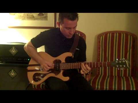Austin Amp Show Sweetwood Rockrite Demo - Billy Penn 300guit