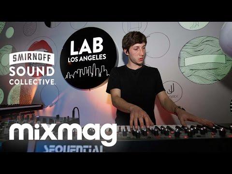 SUPERPOZE's melodic live set in The Lab LA