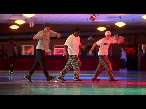 Fountain Valley rink is a hotbed for hip hop culture