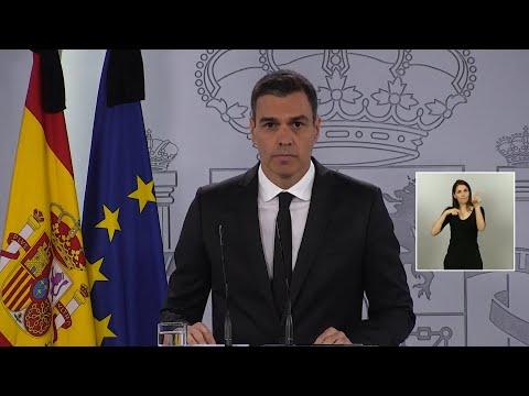 """Sánchez afirma que el relanzamiento del turismo debe ser """"inmediato"""""""