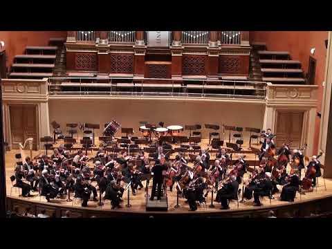 World Civic Orchestra Full Concert in Prague 2017
