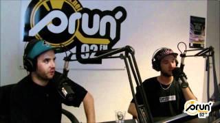 Kéroué - Vidji (Fixpen Sil / 5 Majeur) // Interview sur Radio Prun'
