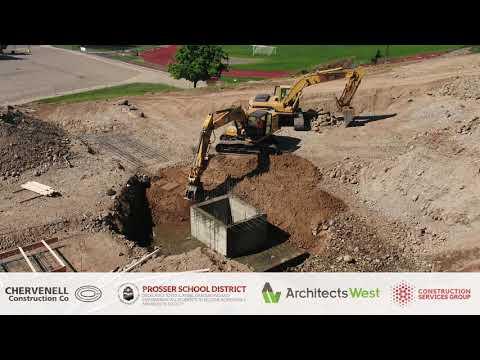 5.10.19 Prosser High School Construction Progress Update
