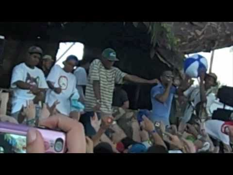 Lil B The BasedGod Live at Coachella 2011