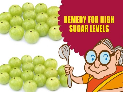 Diabetes Treatment - Ayurvedic Home Remedy for High Blood Sugar Levels - Natural Diabetes Cure