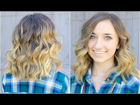Bailey's 25mm Wand Curls | Curly Hairstyles