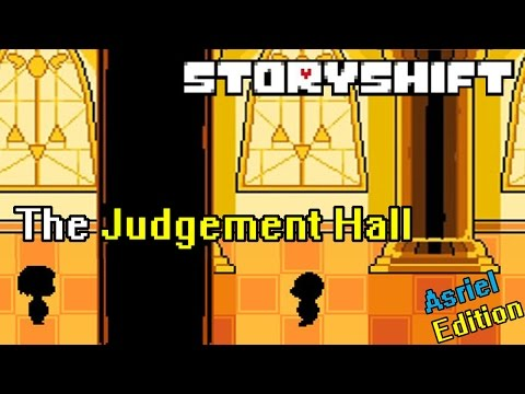 [Undertale AU] Storyshift: Asriel at Judgement Hall(Genocide)[Fan-made]