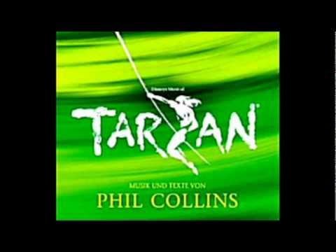 ♫ Tarzan - Auf einmal (Karaoke/Instrumental) ♫