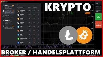 Kryptowährungen Broker ✚✚Der BESTE & sicherste Handelsplattform