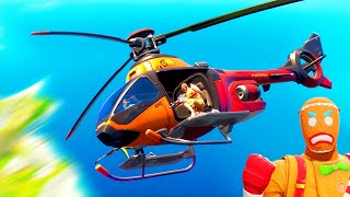 fortnite added CHOPPERS