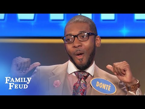 This STRIPPER is a LIFE SAVER | Family Feud