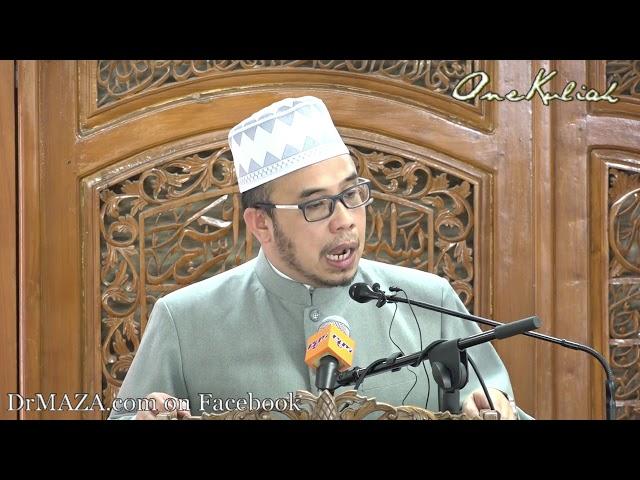 20180511-SS Dato Dr Asri-PS5_Khutbah Jumaat
