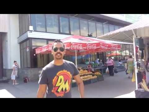 At the local market Minsk Belarus - Ep 2 Ch 2