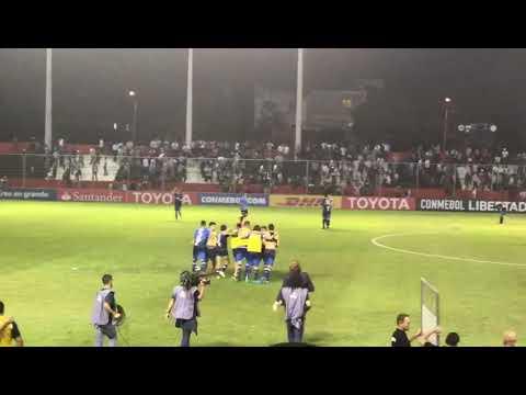 Por primera vez un equipo del norte se metió en octavos de la Libertadores
